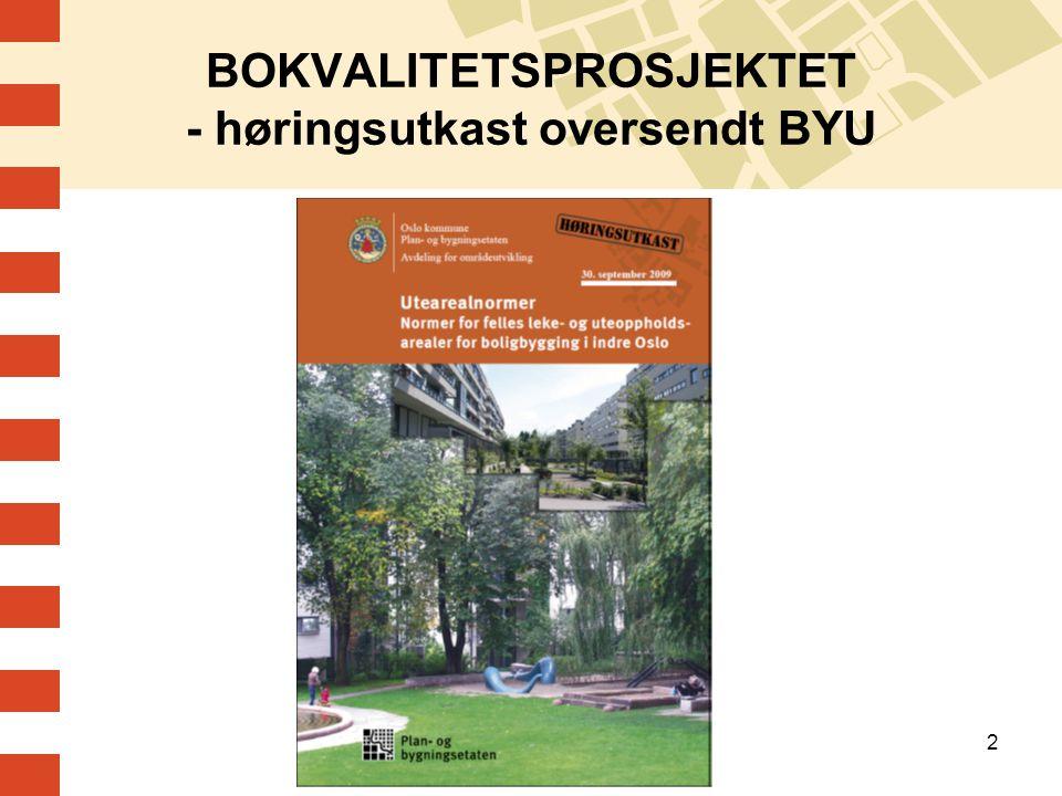 3 Nye boligmønstre vokser fram i den tette byen Kommuneplan for Oslo 2008-2025: Bærekraftig vekst = 60.000 boliger i indre by Hvor og hvordan skal det bygges.