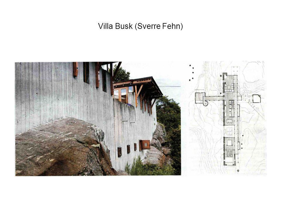 Villa Busk (Sverre Fehn)