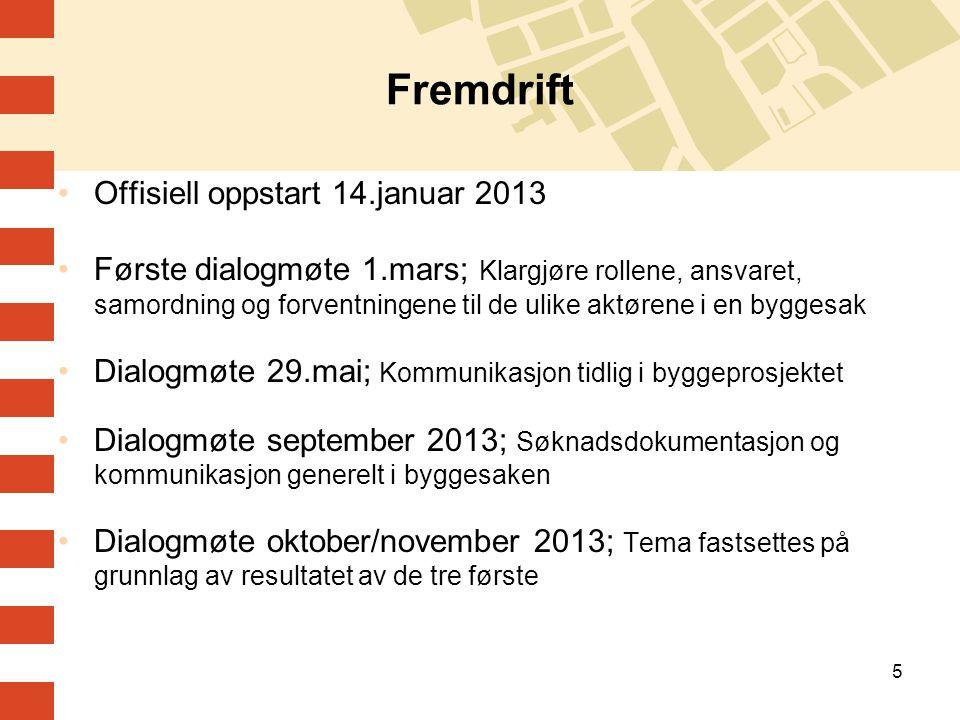6 Oppsummering fra storbrukermøte 04.12.2012 Hva fungerer bra?Hva fungerer ikke så bra.