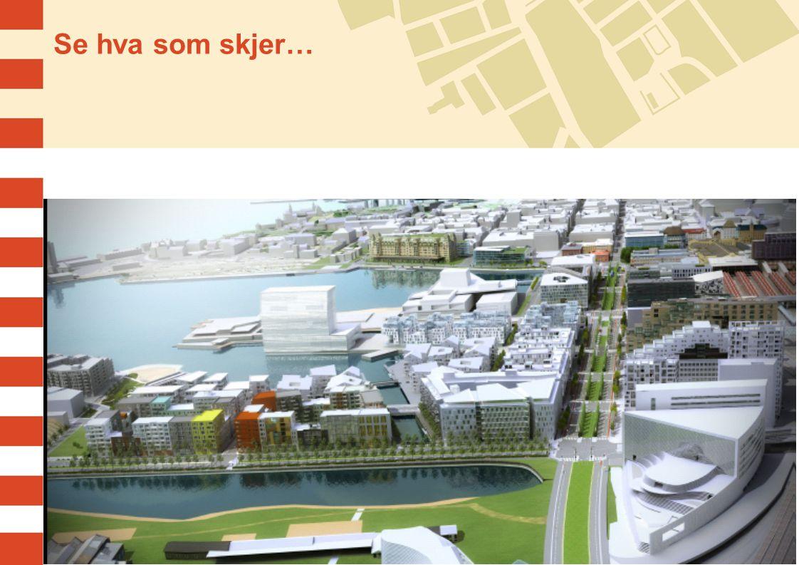  Byrådet bes så rask som mulig fremme forslag til reguleringsplan for nytt Munch- museum basert på konsept Lambda på felt B5 i Bjørvika Bystyrevedtak 05.06.2013: