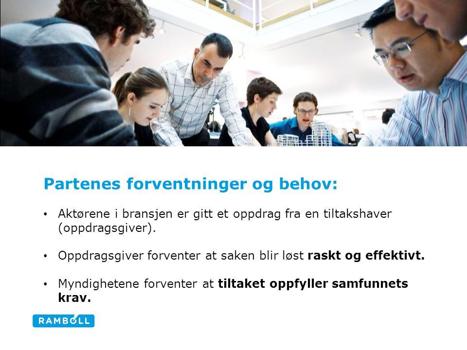 KVALITET HOS ANSVARLIG SØKER Ansvarlig søker og andre aktører: Må ha gode kvalitetssystemer og rutiner.