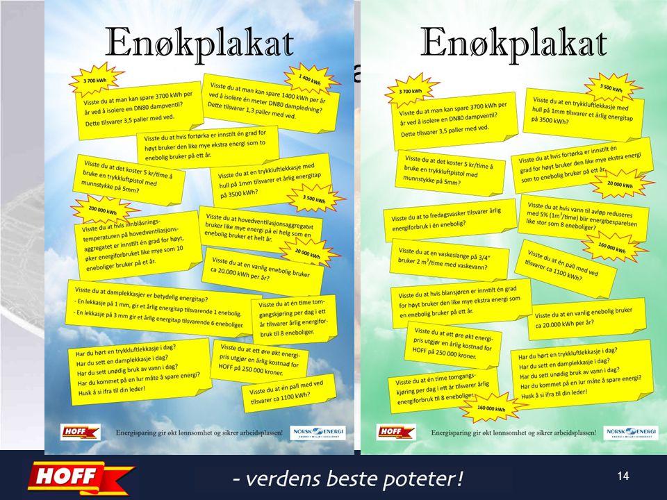 Enøk- Plakater 14