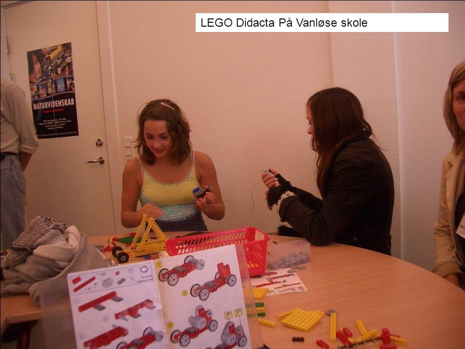 LEGO Didacta På Vanløse skole