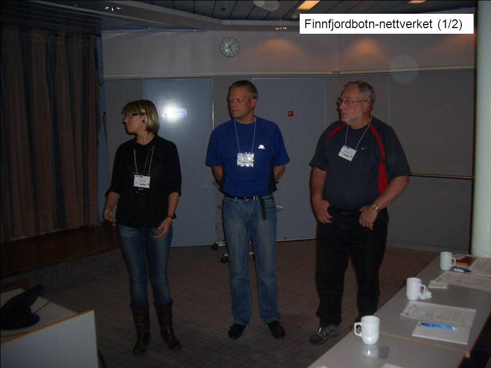 Finnfjordbotn-nettverket (1/2)