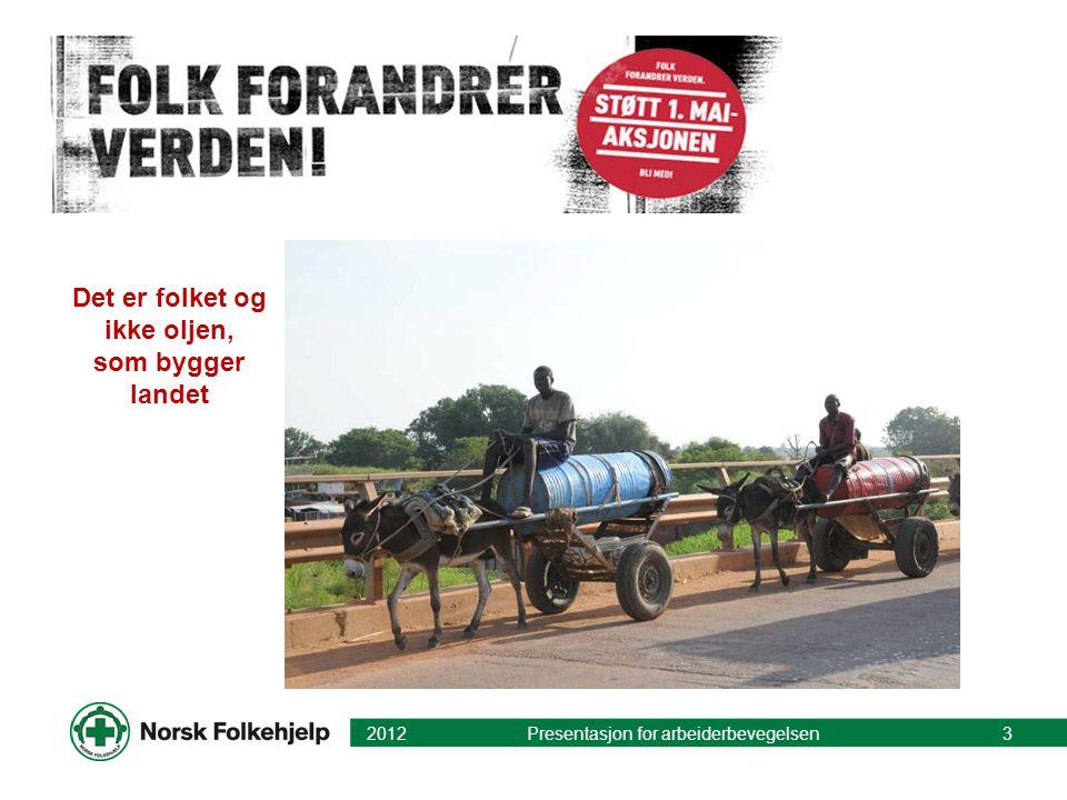 Utenlandske landoppkjøp 2012 Presentasjon for arbeiderbevegelsen 4