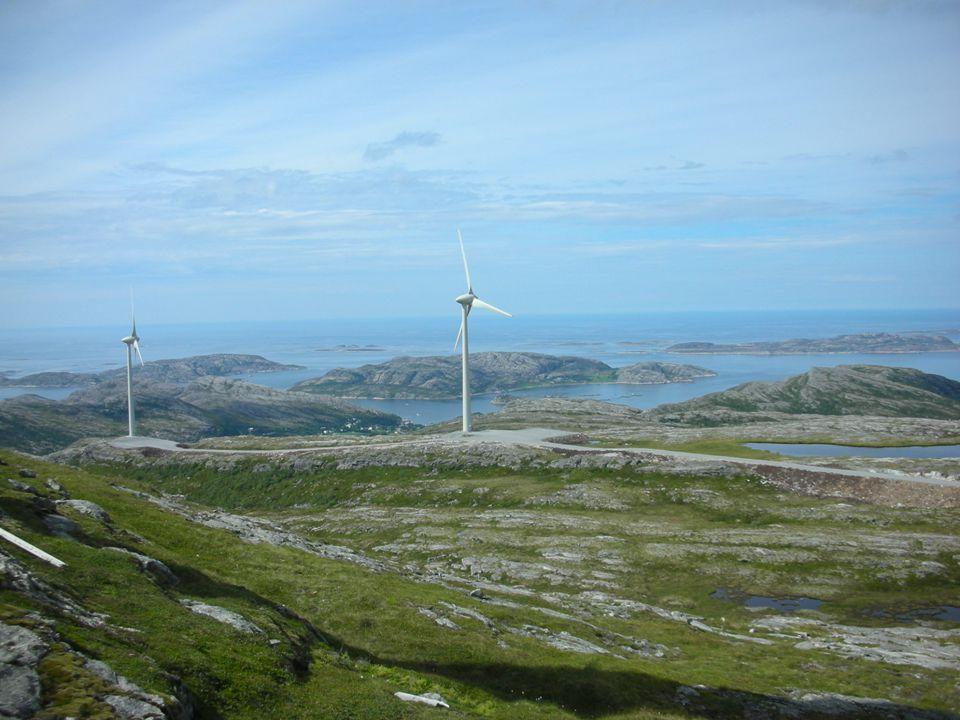 TrønderEnergi Krafts vindkraftverk Årlig middelproduksjon ca 165 + 35 GWh – Omtrent som forventet justert mhp vindstatistikk og tilgjengelighet – Og mye bedre enn det kunne tyde på i tidlig fase Enercon har teknisk drift av begge anleggene – Bessakerfjellet, opsjon på egen drift slår inn om 2 - 3 år – Styrer etter garantert tilgjengelighet – Vedlikeholder mer eller mindre syklisk – Ingen avtale med hensyn til vindforhold og stans