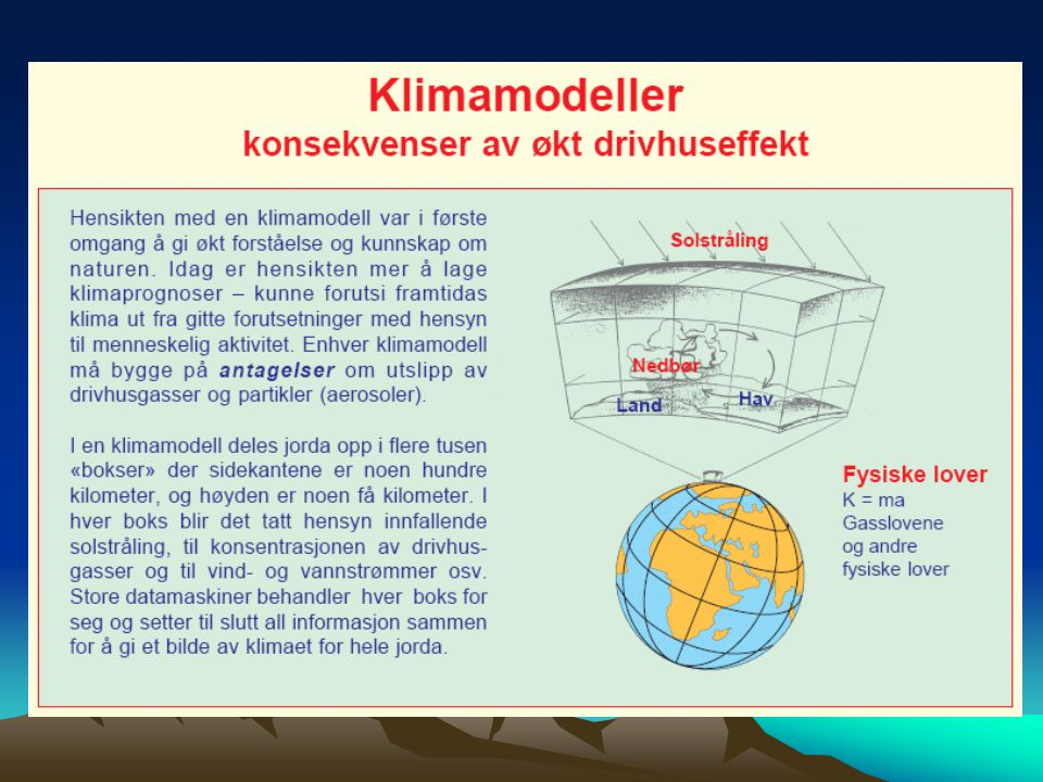 Evaluering av IPCCs temperaturprognoser dokumentert i Fourth Assessment report (2007) The Physical Science basis (kapittel 8/10) Kommentarer fra Kesten C.