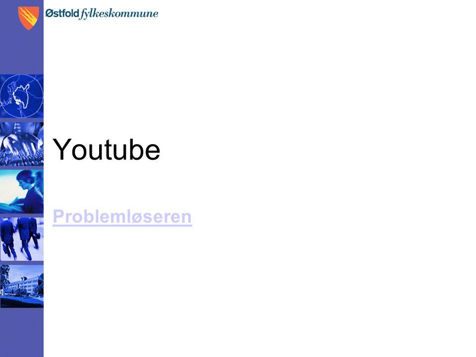 Youtube Problemløseren