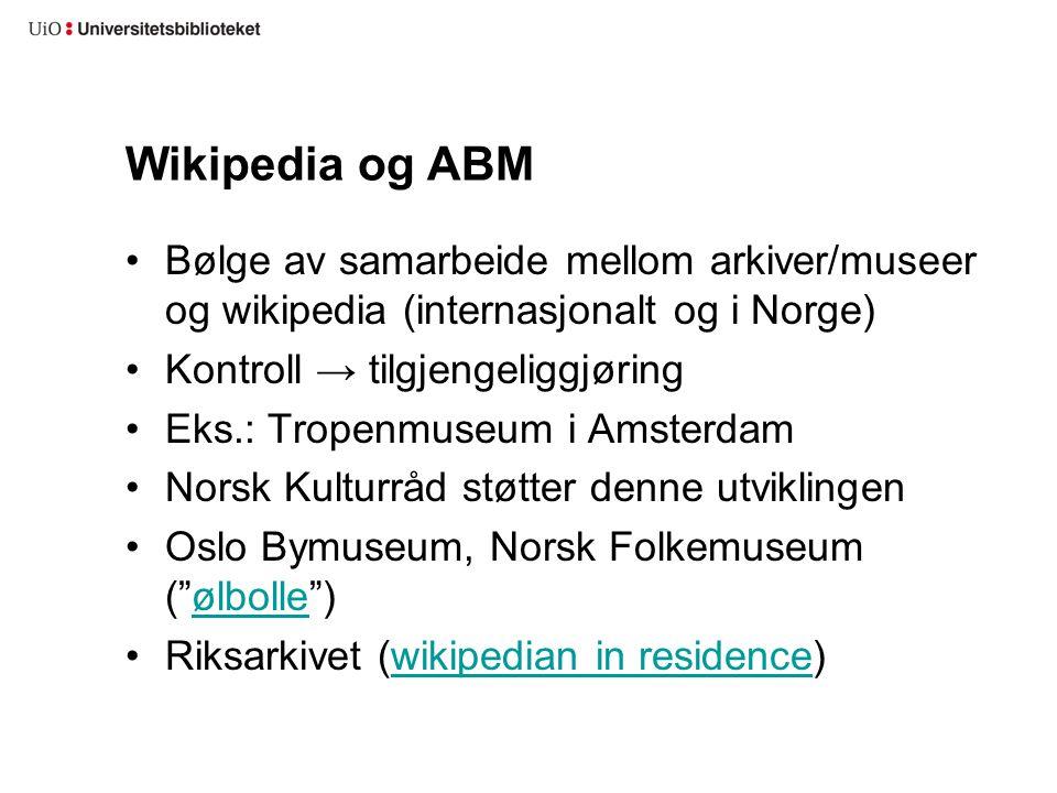 Wikipedia og forskning 29.-30.juni 2012, Wikipedia academy, Berlin Arr.
