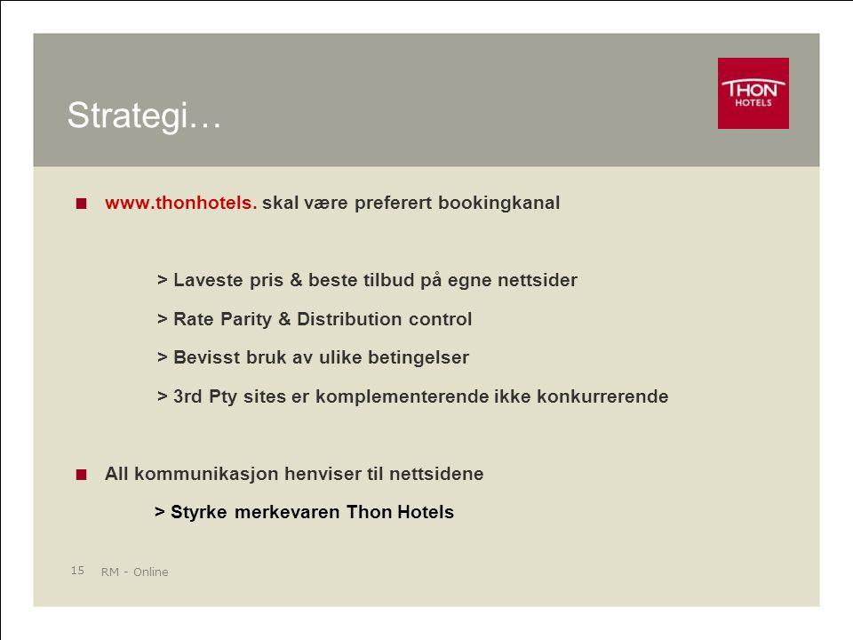 RM - Online 15 Strategi…  www.thonhotels.