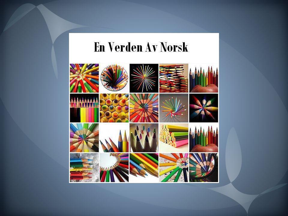 Å kunne bruke digitale verktøy i norsk er nødvendig for å mestre nye tekstformer og uttrykk.