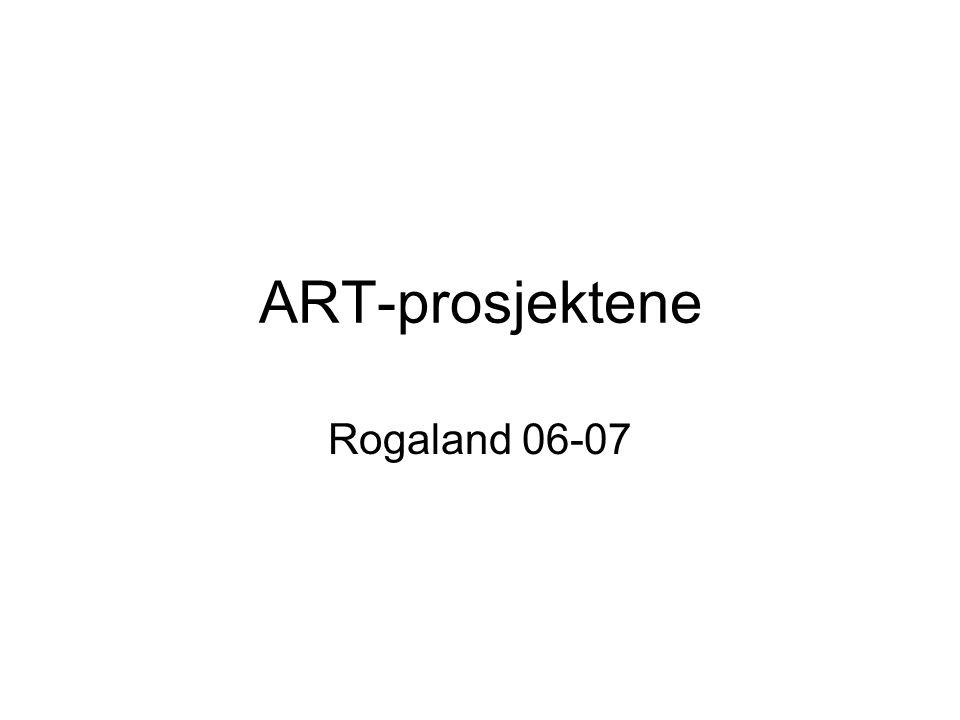 ART-prosjektene Rogaland 06-07