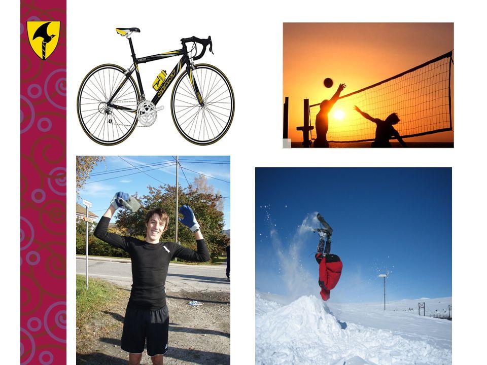 Friluftsliv er en viktig aktivitet for idrettselevene
