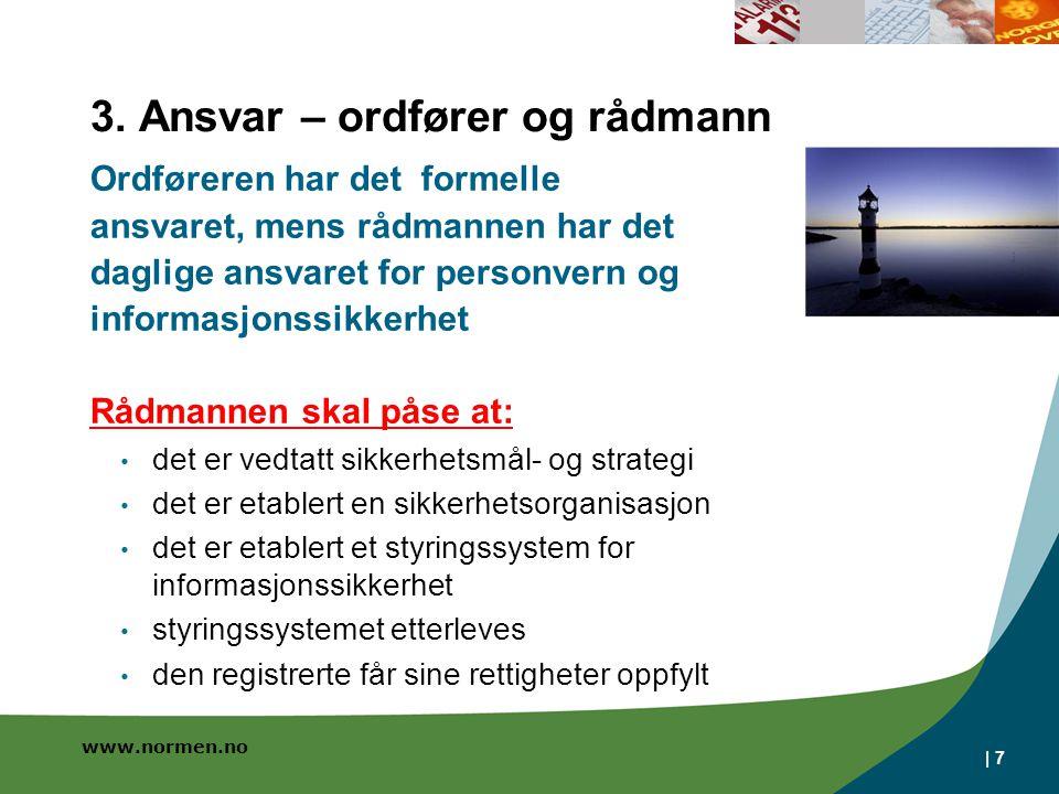 www.normen.no | 7 3.