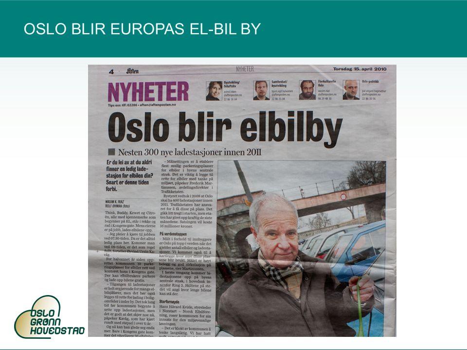 OSLO BLIR EUROPAS EL-BIL BY 12540535092