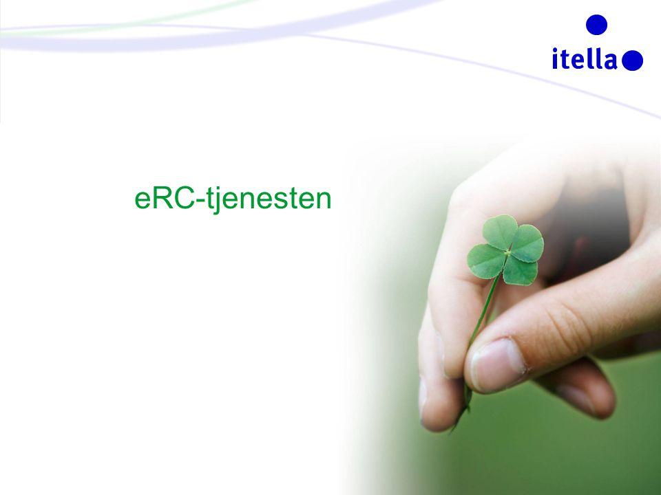 eRC-tjenesten