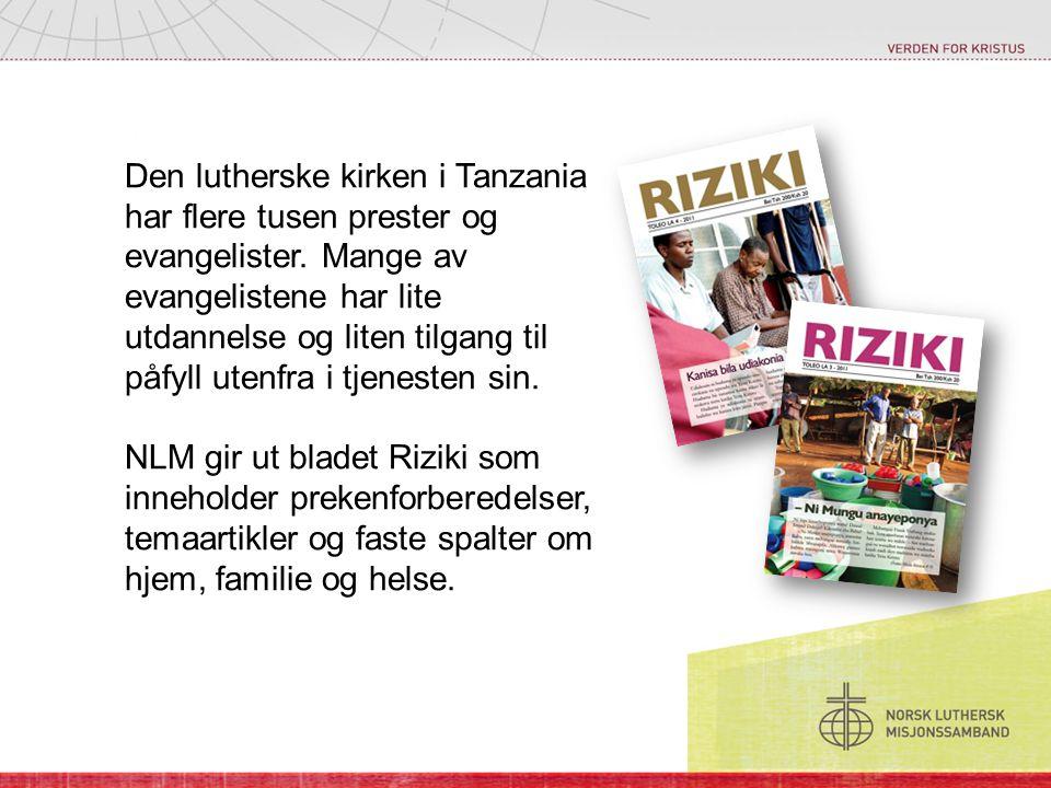 Litteratursenteret Scripture Mission produserer kristen litteratur og brosjyrer og sprer dette utover hele Tanzania.