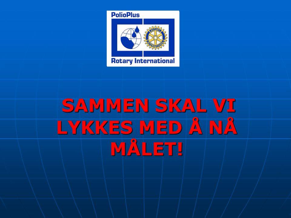 SAMMEN SKAL VI LYKKES MED Å NÅ MÅLET! SAMMEN SKAL VI LYKKES MED Å NÅ MÅLET!