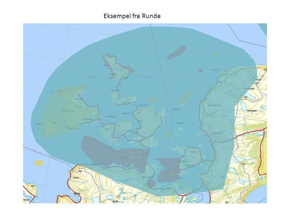 For å bedre sin oljevernberedskap har Statoil og Wintershall tatt utgangspunkt i eksempelområdene og laget tematisk kartmateriell og en kortfattet beskrivelse av operativ strategi og miljøstrategi for områdene.