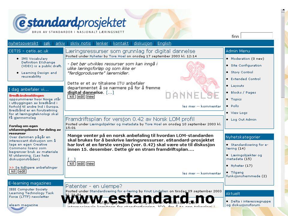 www.estandard.no