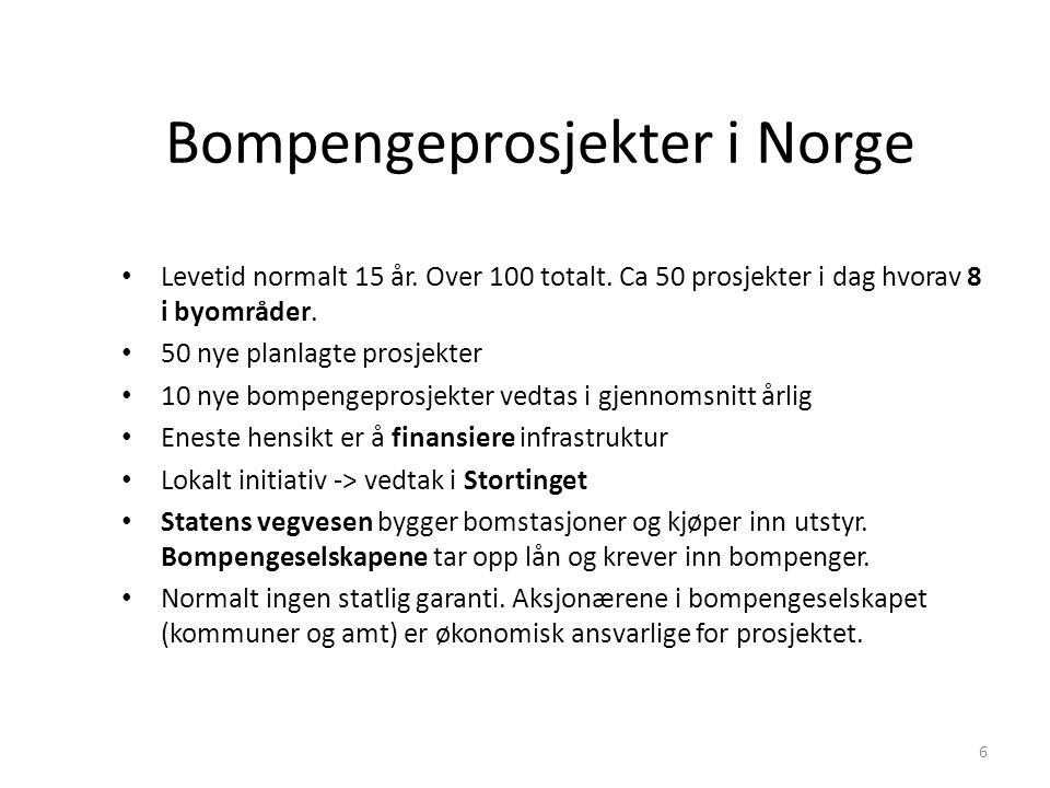 7 Bergen Oslo and Bærum Kristiansand N.