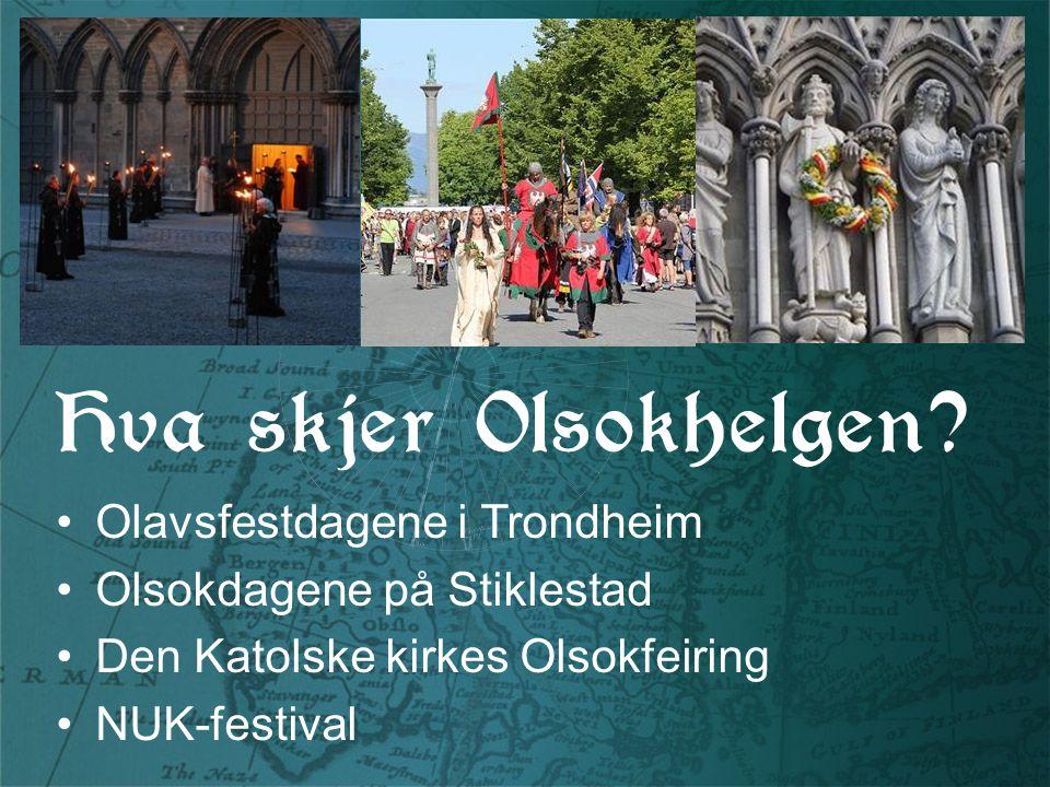 Finne Olsokfestivalen digitalt? festival.nuk.no facebook.com/olsokfestival