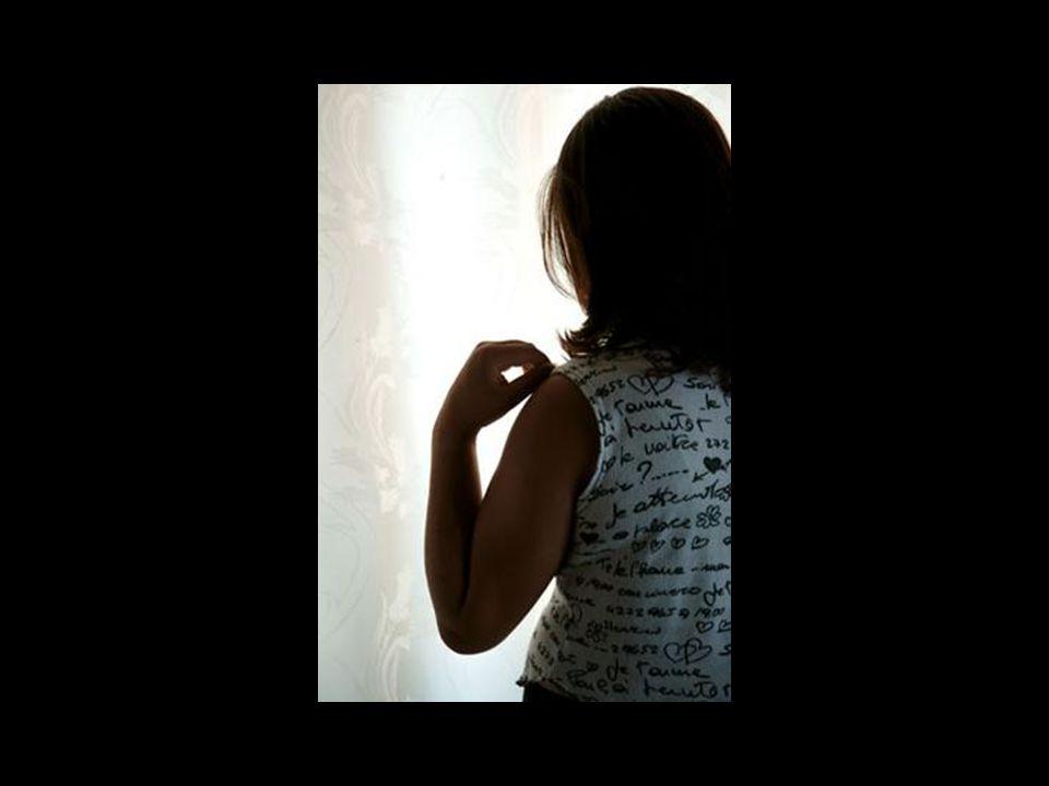Et par uker senere befant 16-åringen seg som prostituert i Oslo... Marerittet Tirana-Oslo tur/retur Adventsaksjonsheftet