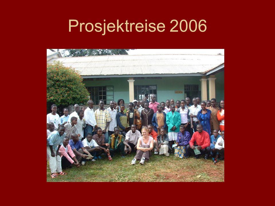 Prosjektreise 2006