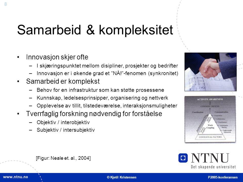 9 Løsning © Kjetil Kristensen P2005-konferansen