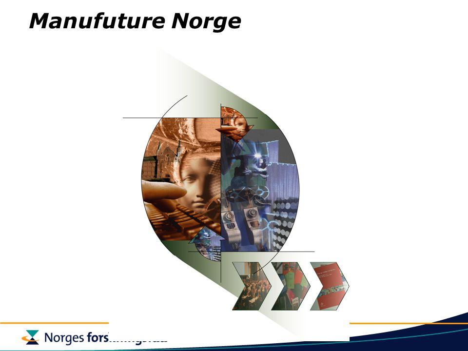 Manufuture Norge