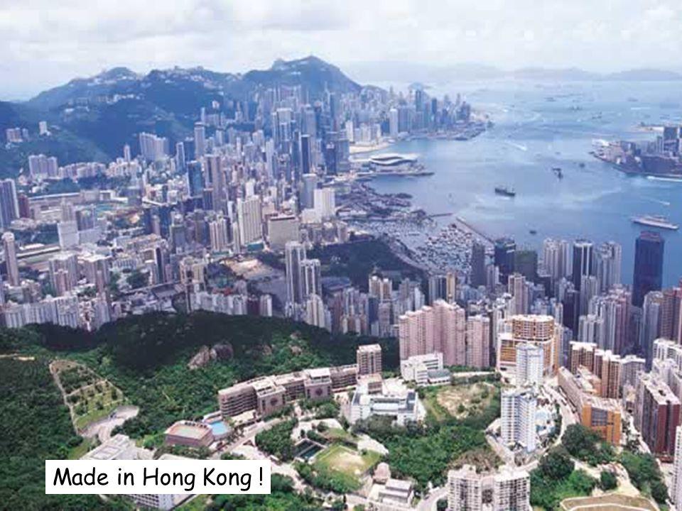 www.produksjonslogistikk.no Made in Hong Kong !