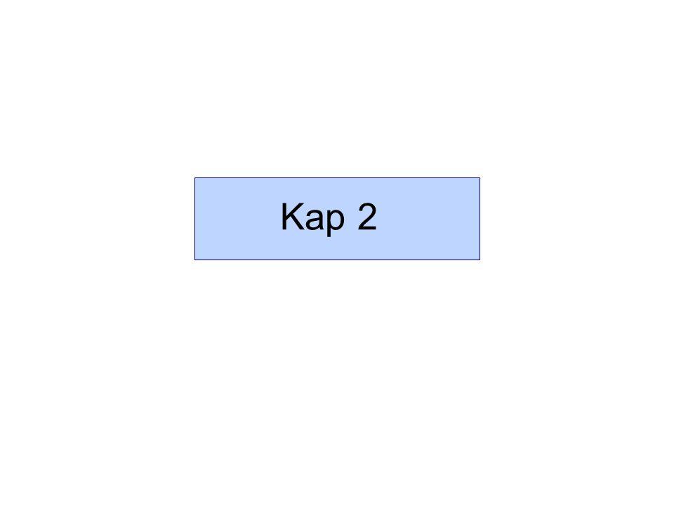 Kap 2