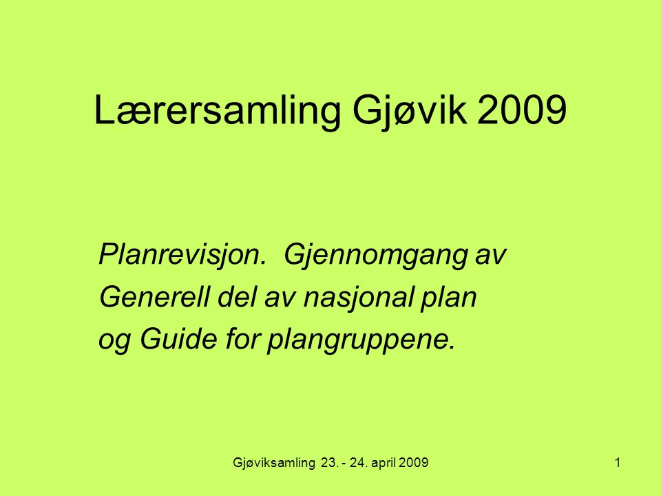 Terminologi Learning outcomes Learning outcomes are statements of what a learner knows, understands and is able to do on completion of a learning process. Int.