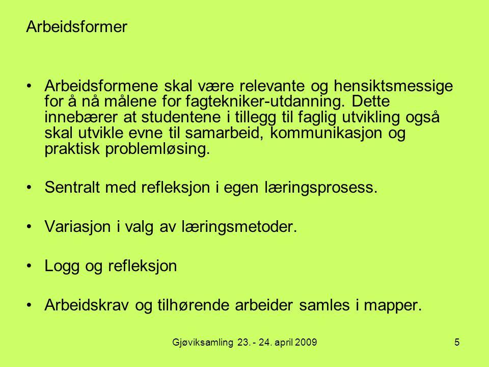 Jørgen Skaug i Fredrikstad 200816 Forutsigbarhet  Planlegging, gjennomføring og vurdering av opplæringen skal være tverrfaglig, og må gjøres i fellesskap av alle lærere som har ansvar i modulen.