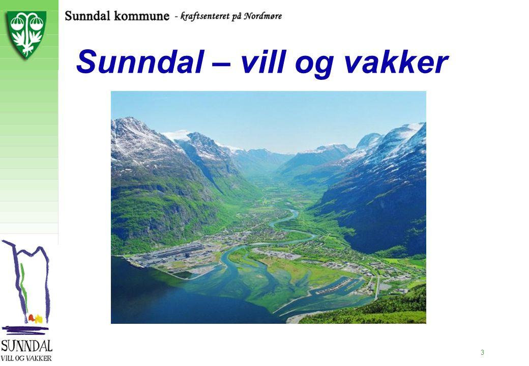 3 Sunndal – vill og vakker