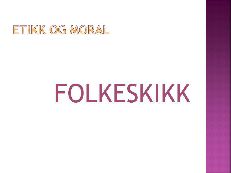 FOLKESKIKK