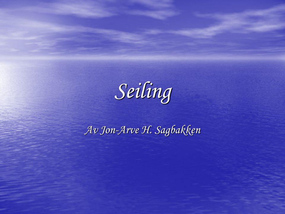 Seiling Av Jon-Arve H. Sagbakken
