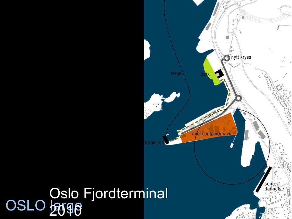 OSLO large Oslo Fjordterminal 2010