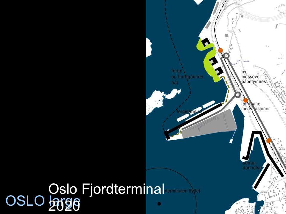 OSLO large Oslo Fjordterminal 2020