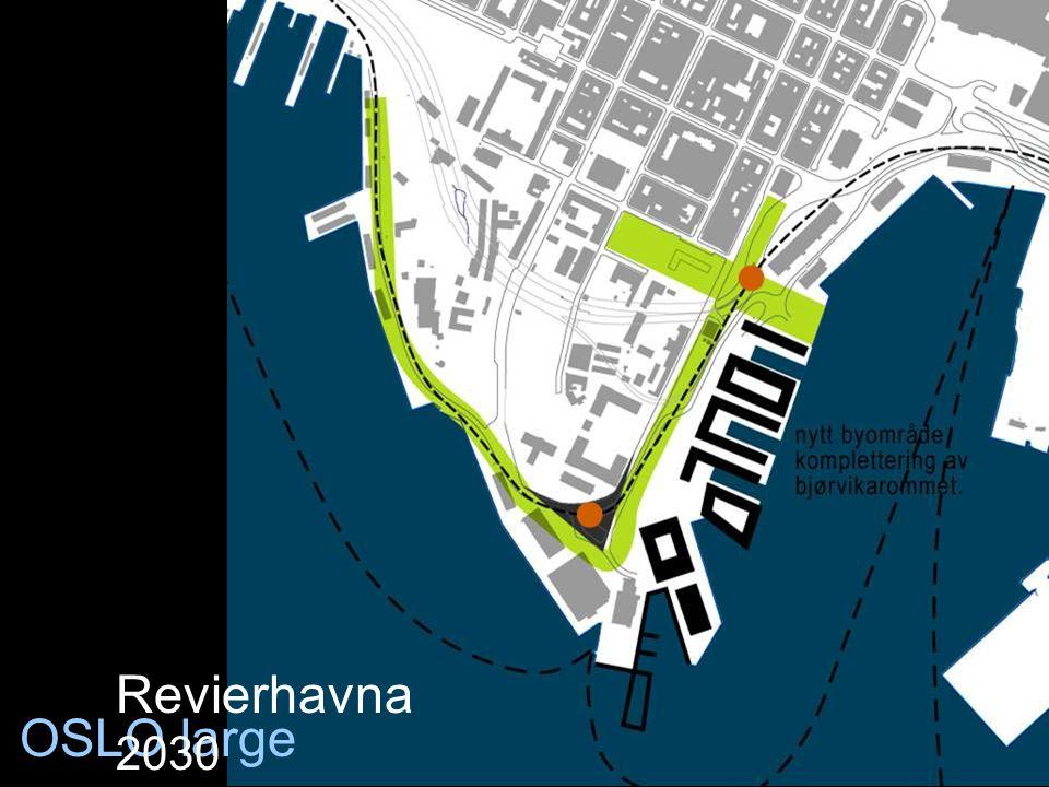 OSLO large Revierhavna 2030