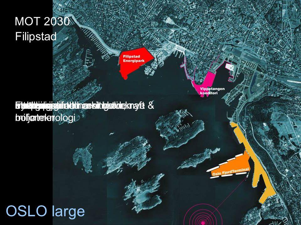 OSLO large utstillingsvindu mot verdenenergiparknye energiformer – bærekraft & miljøteknologi eksperimentell arkitektur, nye boformer innovasjon MOT 2