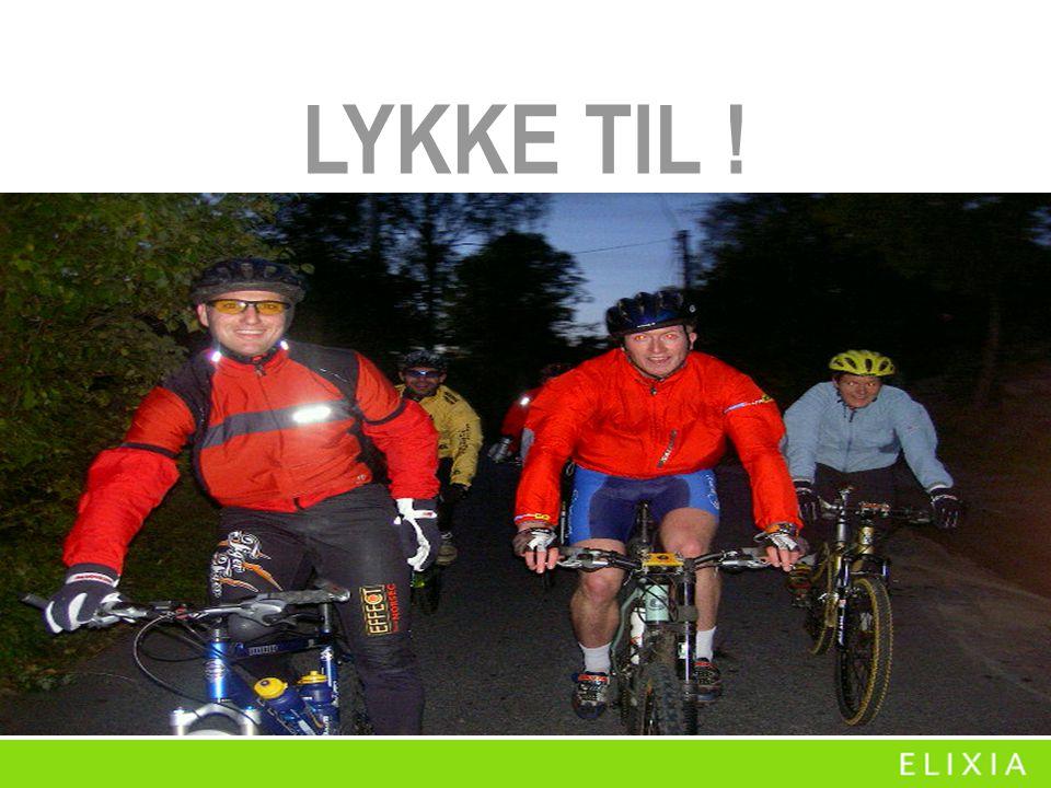 LYKKE TIL !