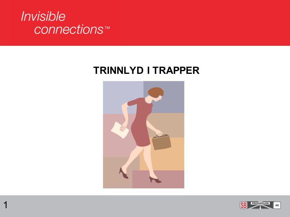 TRINNLYD I TRAPPER 1