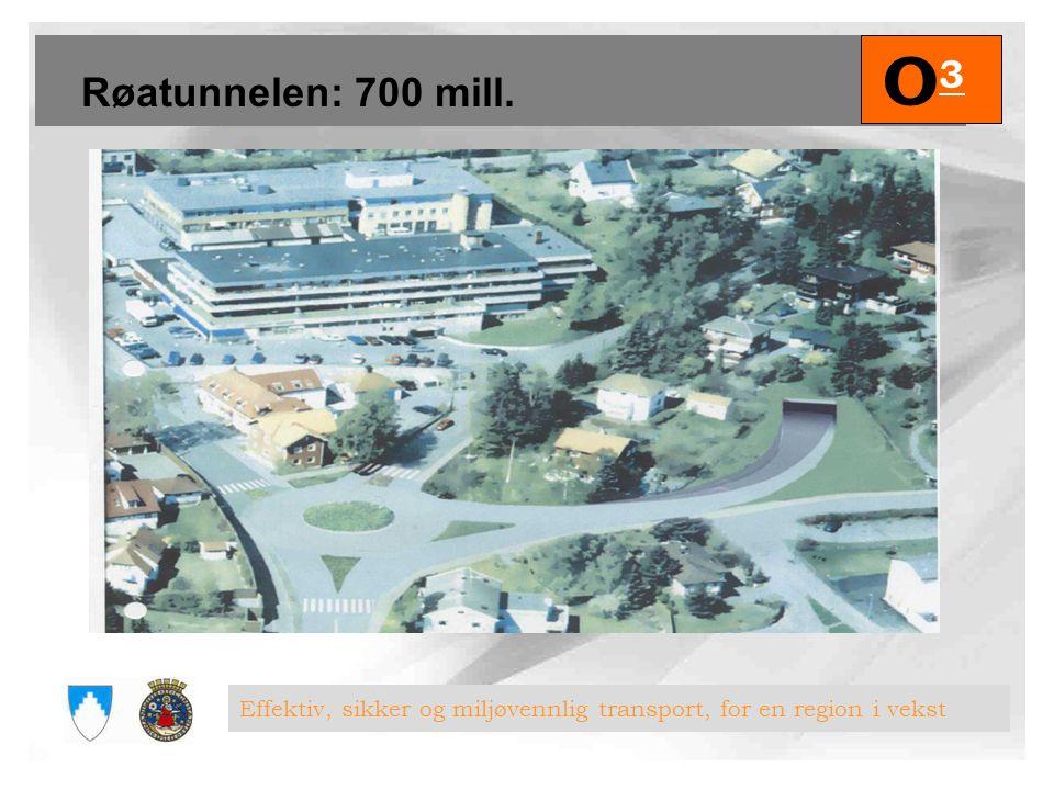 Opprusting av T-bane: 2 750 mill O3O3 Effektiv, sikker og miljøvennlig transport, for en region i vekst Homansbyen stasjon Sees i sammenheng med oppgradering av Majorstutunnelen