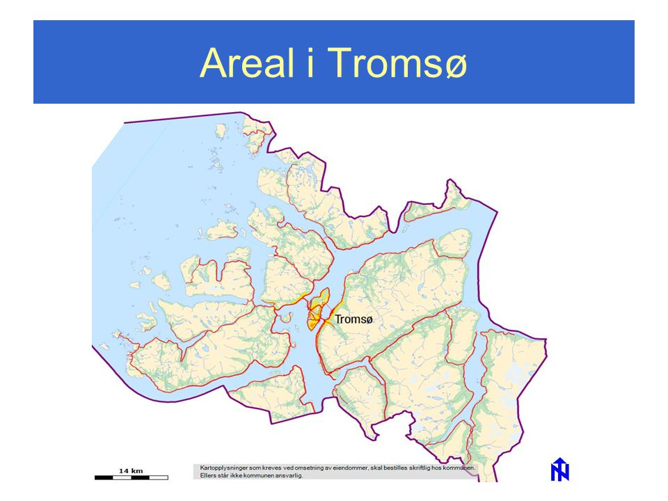 Areal i Tromsø