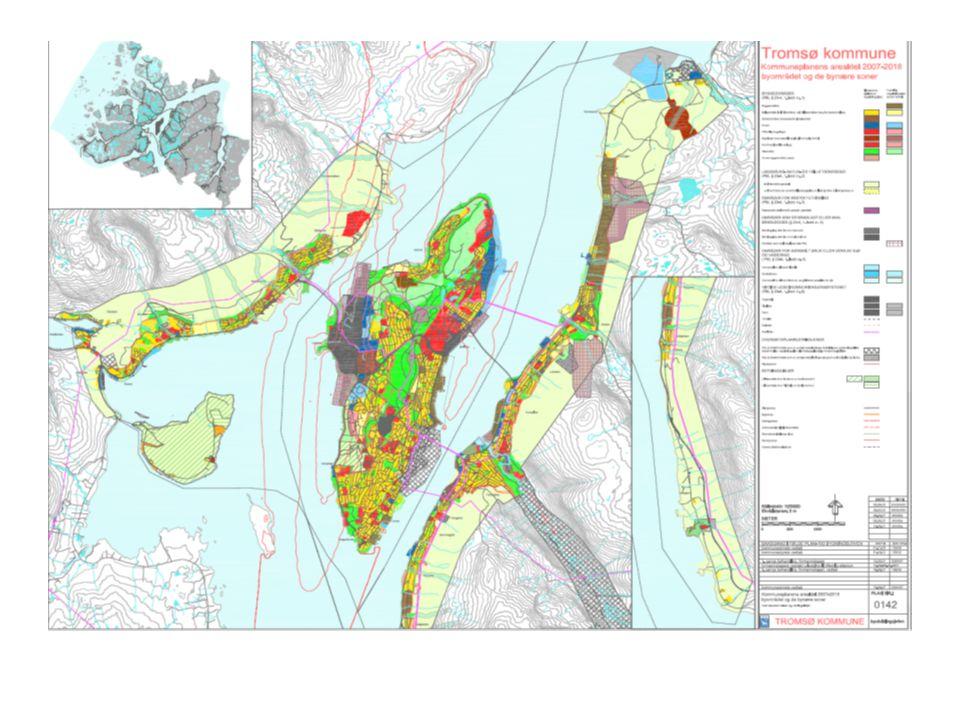 Områderegulering I kommunal regi En utdyping av Kplanens arealdel, eller endringsforslag.