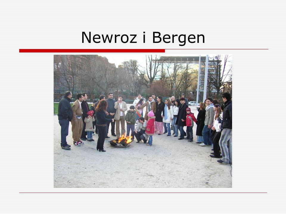 Newroz i Bergen