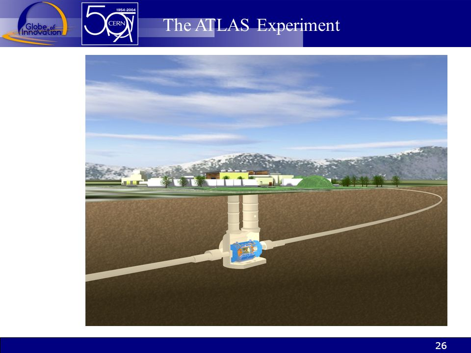 26 The ATLAS Experiment
