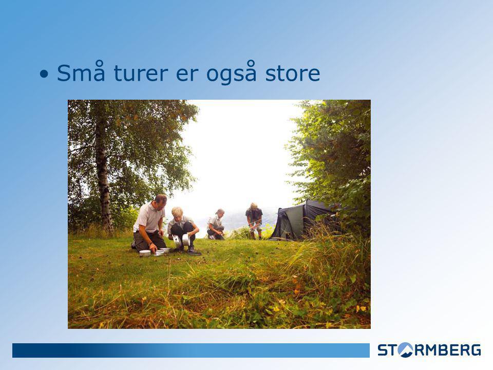 Stormberg AS Resultater