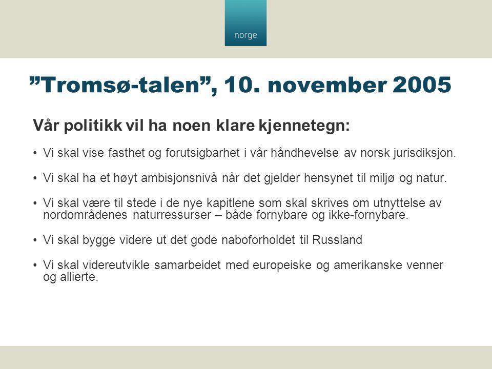 Tromsø-talen , 10.